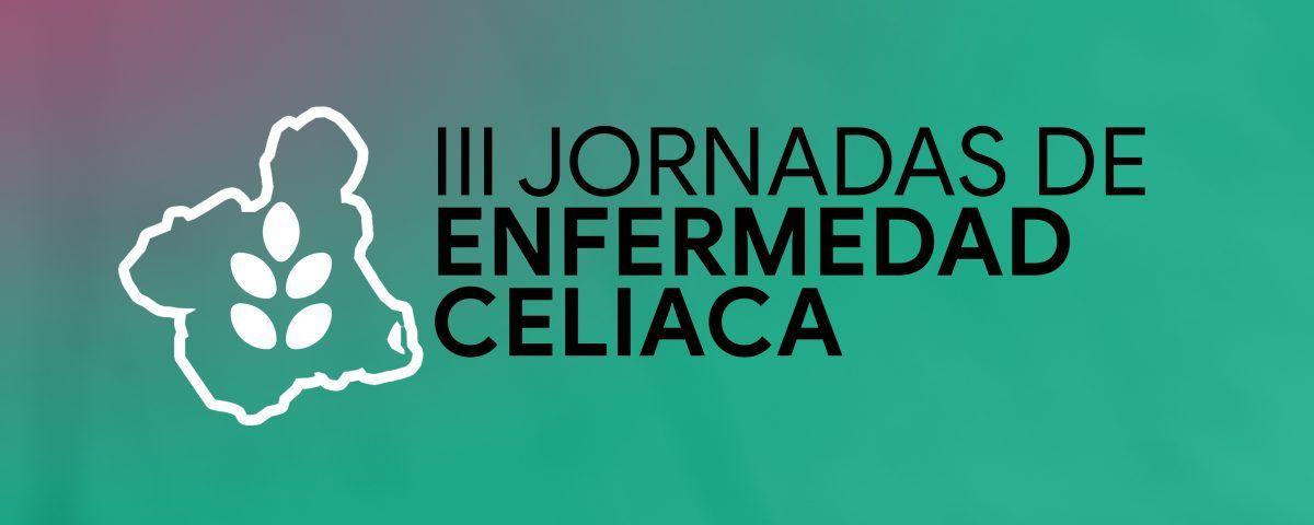 III Jornadas de Enfermedad Celiaca logo. scaled