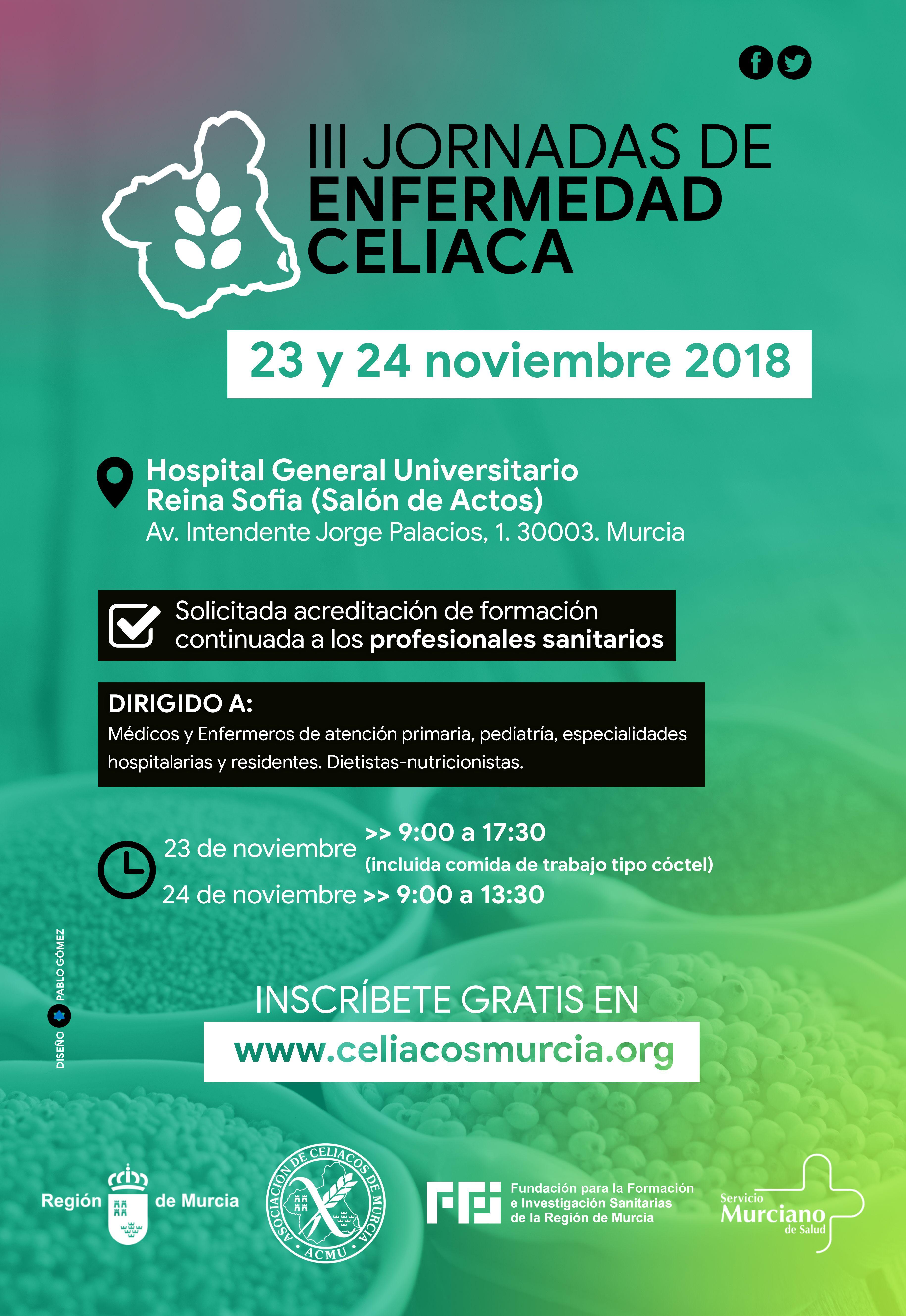 III Jornadas de Enfermedad Celiaca scaled