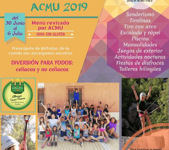Campamento ACMU 2019